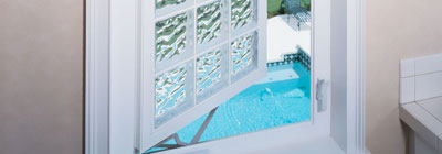 Casement Windows - acrylic-block-casement-windows
