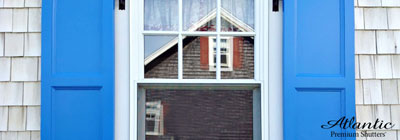 Architectural Flat Panel Shutters - atlantic-premium-flat-panel-shutters