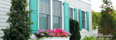 Architectural Raised Panel Shutters - atlantic-premium-raised-panel-shutters