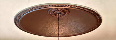 Recessed Ceiling Domes - ceiling-domes-recessed