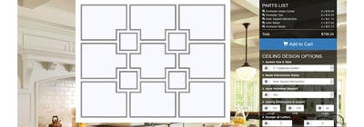 Coffered Ceiling Layout Guide - coffered-ceiling-layout-guide