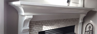 Kitchen Corbels - Metal Brackets