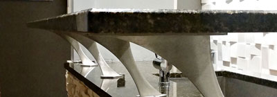 Countertop Support Brackets