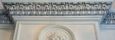 Crown Molding, Cove Molding