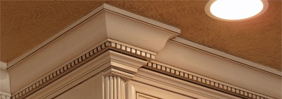 Dentil Crown Moulding