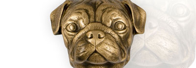 Dog Door Knockers - dog-door-knockers