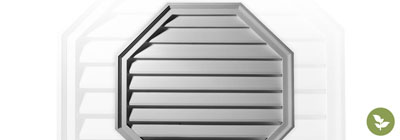 Octagon Gable Vents - ekena-octagon-gable-vents
