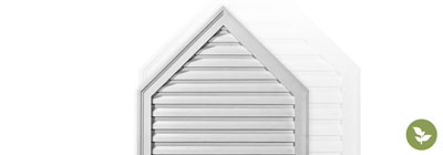 Peaked Top Gable Vents - ekena-peaked-top-gable-vents