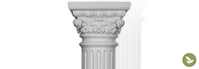 Plant Stand Columns