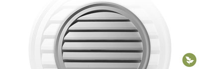 Round Gable Vents - ekena-round-gable-vents