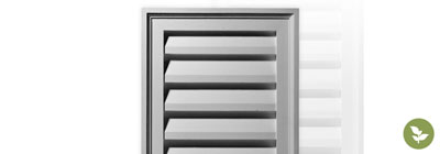 Vertical Gable Vents - ekena-vertical-gable-vents