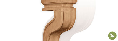 Traditional - ekena-wood-traditional-corbels