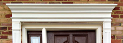 Exterior Moulding