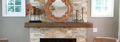 Faux Wood Beam Mantels - faux-wood-beam-mantels