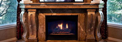 Fireplaces & Mantels - fireplaces