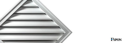 Fypon Diamond Gable Vents Fypon Vents Shop Diy