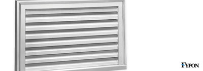 Fypon Horizontal Gable Vents - fypon-horizontal-gable-vents