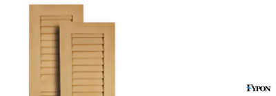 Fypon Louvered Shutters - fypon-stone-and-timber-louvered-shutters
