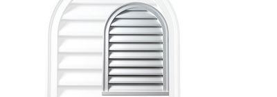 Functional - gable-vent-cathedral-functional