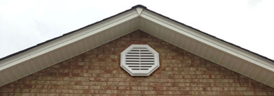 Functional - gable-vent-octagonal-functional