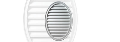 Decorative - gable-vent-oval-decorative