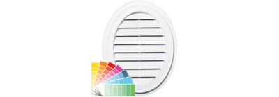 Oval - gable-vent-oval-vinyl