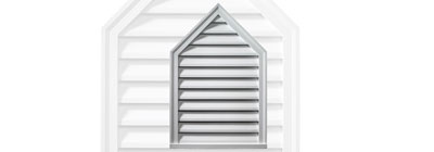 Peaked Top - gable-vent-peaked-urethane