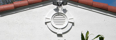 Decorative - gable-vent-round-decorative