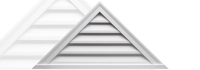 Functional - gable-vent-triangle-functional