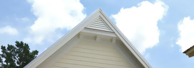 Triangle Gable Vents - gable-vent-triangle-urethane