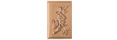 Grape Wood Panels