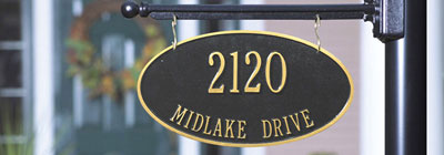 Hanging Plaques & Address Signs - hanging-plaques-and-address-signs