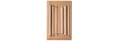 Linenfold Wood Panels