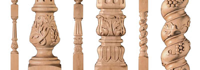Newel Posts - newel-post