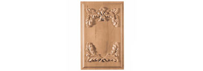 Oakleaf Wood Panels