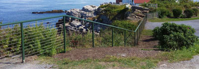 Stainless Steel Cable Railing - stainless-steel-cable-railing