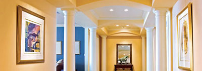 Round Tapered Columns - tapered-round-columns