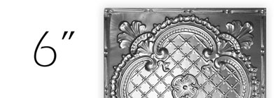 "06"" pattern - tin-ceiling-tile-patterns-06"