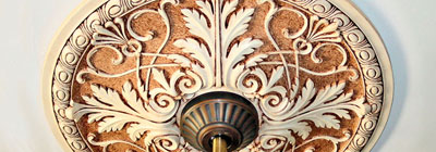 Tristan Collection - tristan-ceiling-medallion-collection