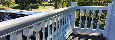 Urethane Balustrade & Railing - urethane-balustrade-and-railing