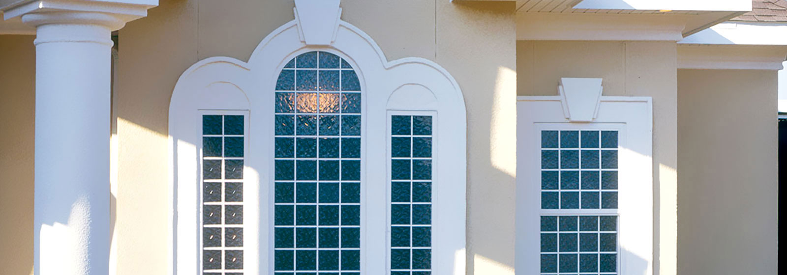 Round Top Windows