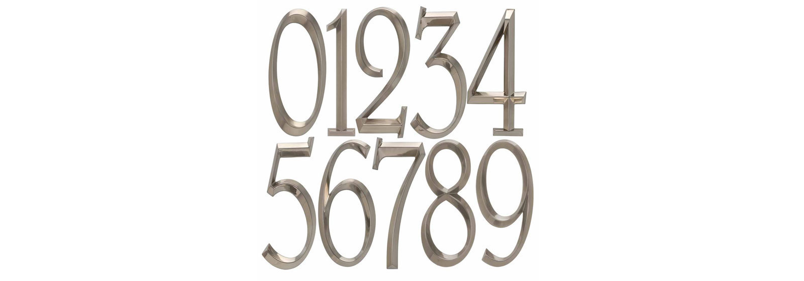Address Numbers