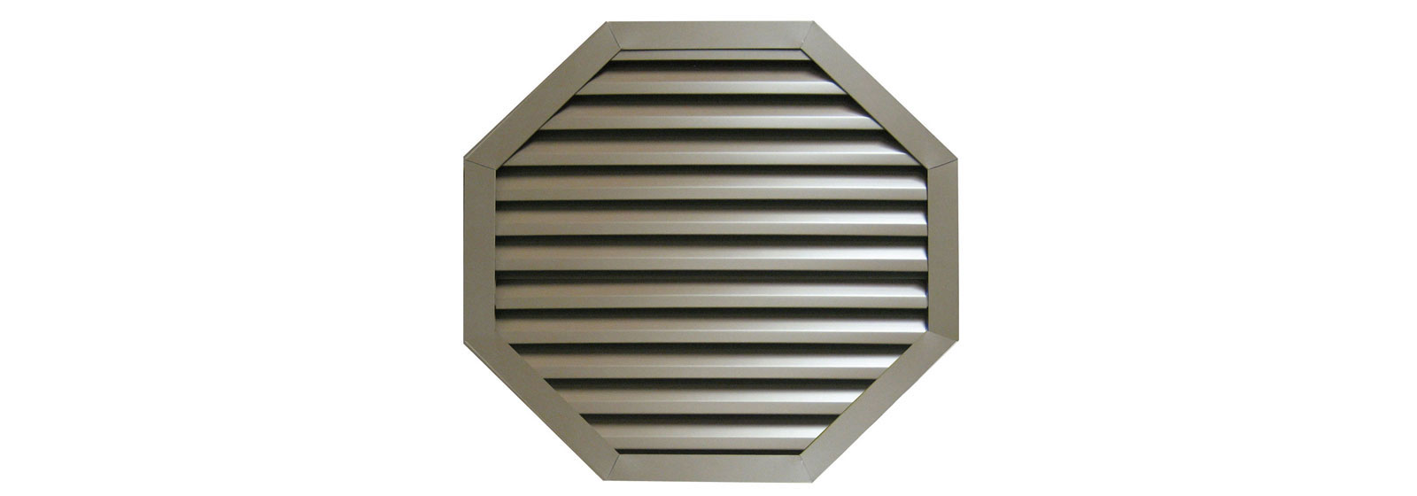 Aluminum Gable Vents