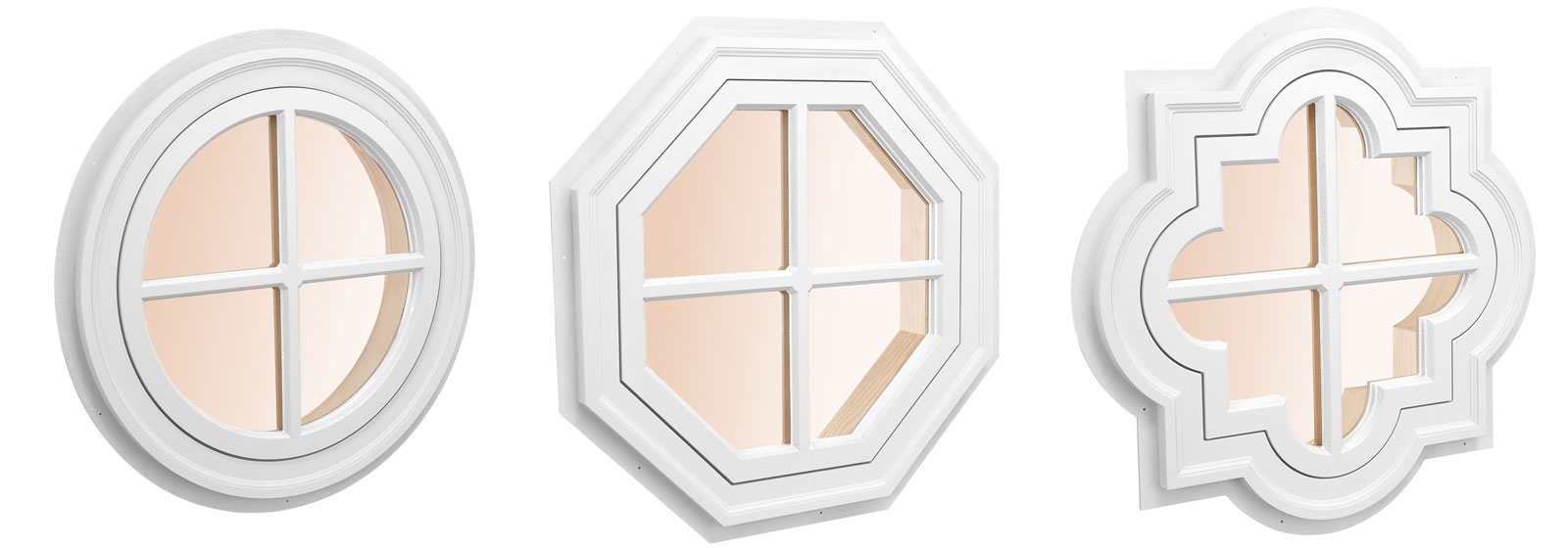 Architectural Decorative Windows