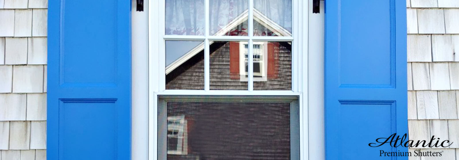 Architectural Flat Panel Shutters