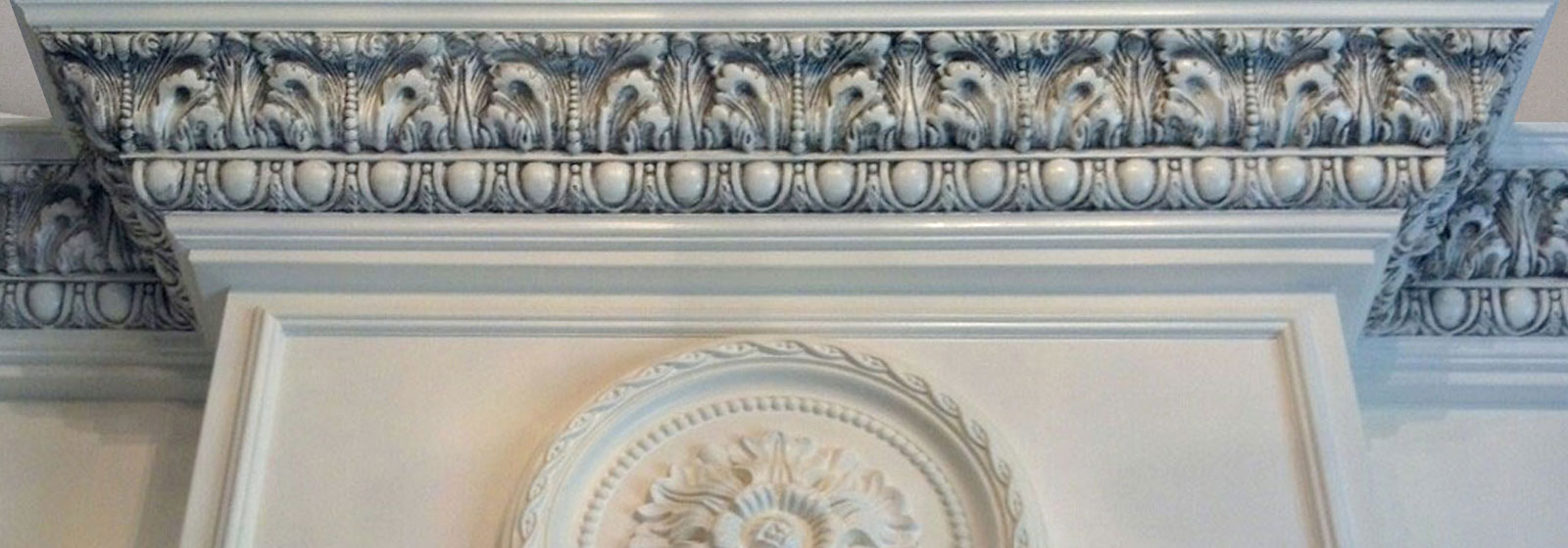 Crown Moulding, Cove Moulding