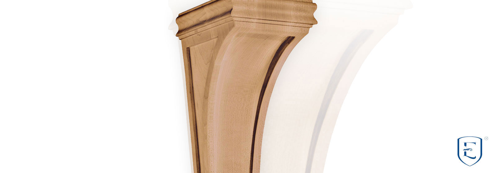 Arts And Crafts Corbels: Enkeboll Arts And Crafts Wood Corbels