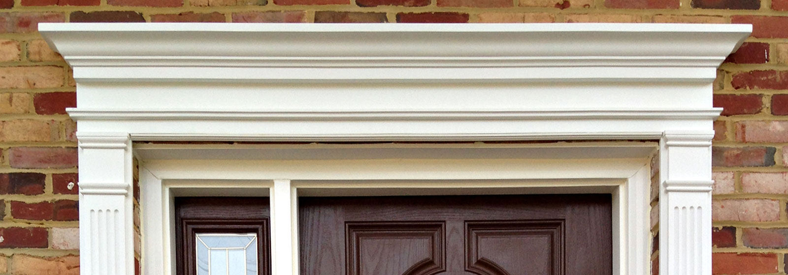 Exterior Crown Moulding