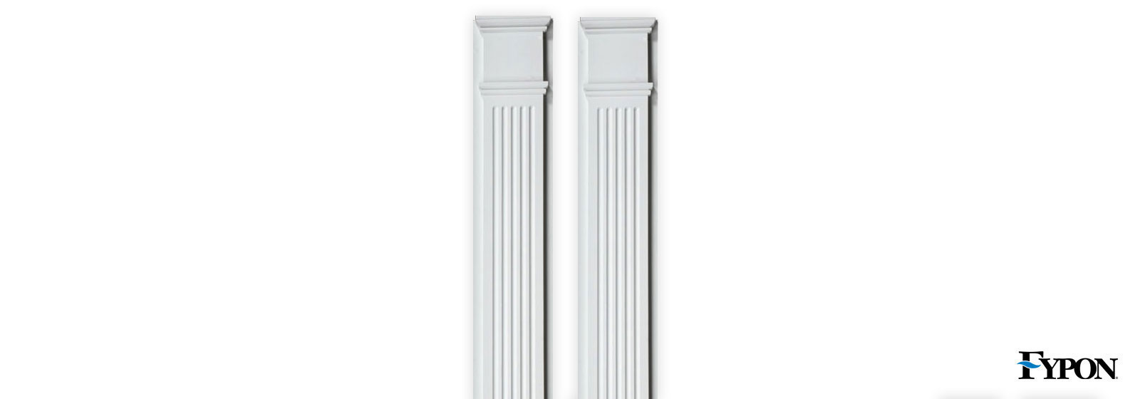 fypon pilasters fypon door pilasters shop diy
