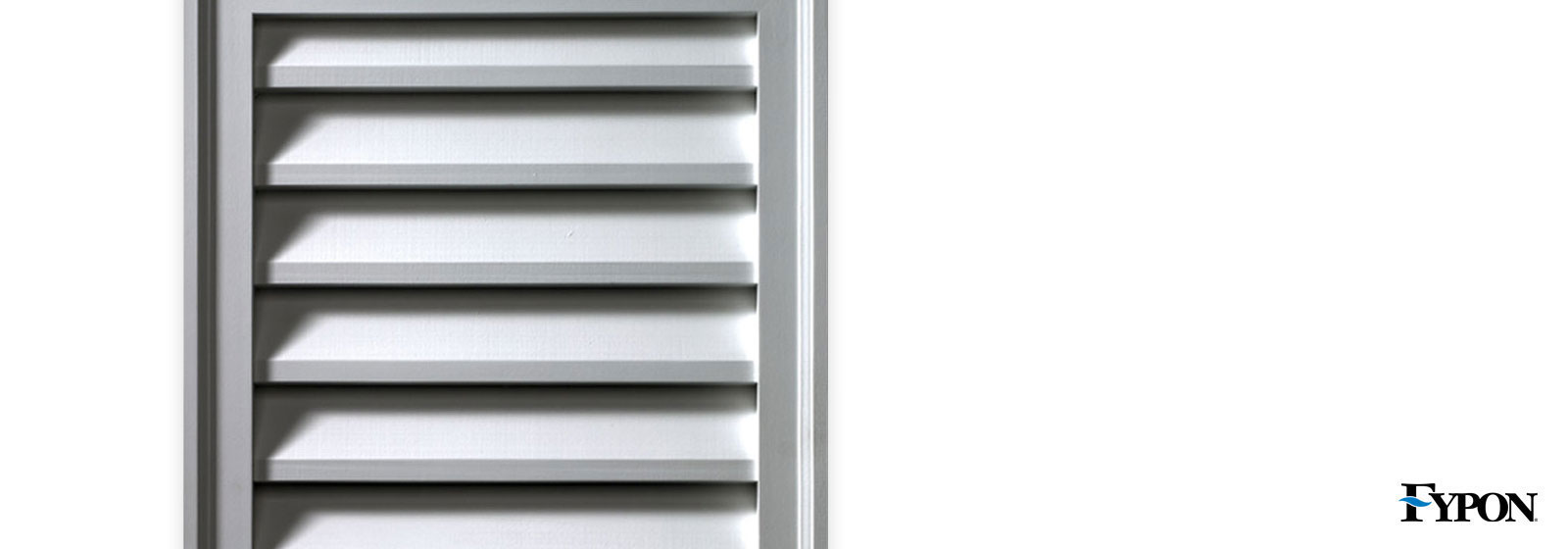 Fypon vertical gable vent louvers for Fypon gable vents